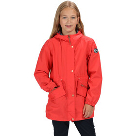 Regatta Tamora Jacket Kids Coral Blush